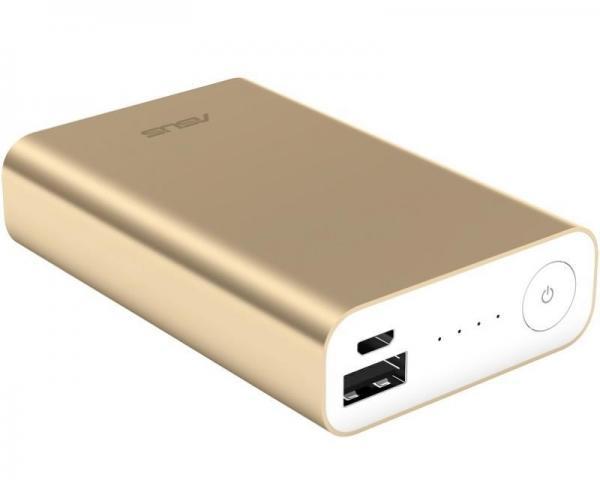 ASUS ABTU005 ZenPower USB 10.050mAh prenosni punjač zlatni