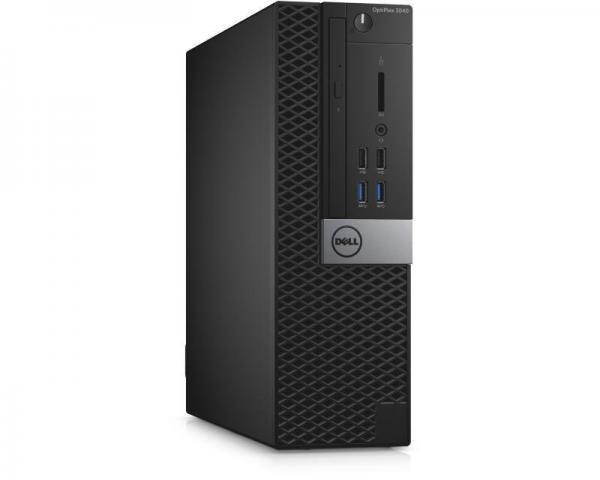 DELL OptiPlex 3040 SF Core i3-6100 2-Core 3.7GHz 4GB 500GB Ubuntu + tastatura + miš 3yr NBD