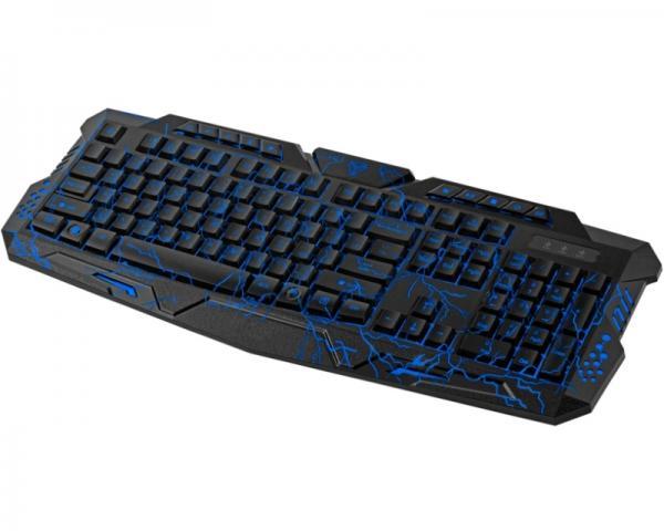 YENKEE YKB 3100 Ambush Gaming USB crna tastatura