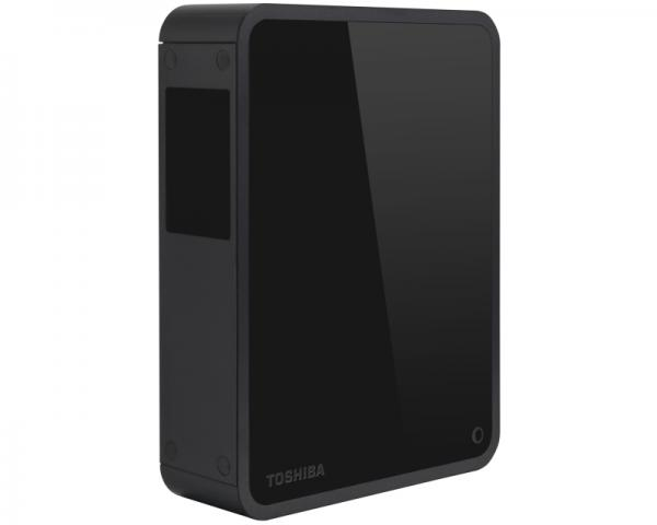 TOSHIBA Canvio Desk 3TB 3.5 crni eksterni hard disk HDWC330EK3JA