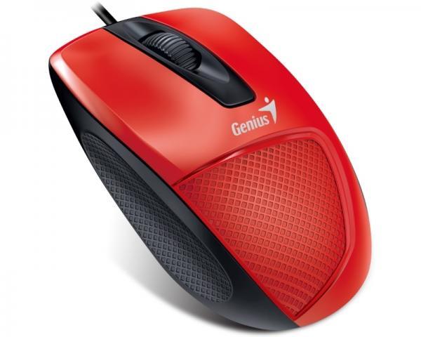 GENIUS DX-150X USB Optical crveni miš