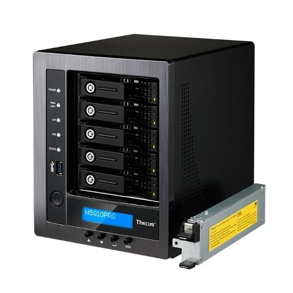 THECUS NAS Storage Server N5810PRO