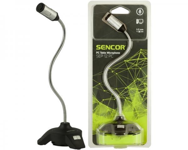 SENCOR SEP 12 PC mikrofon