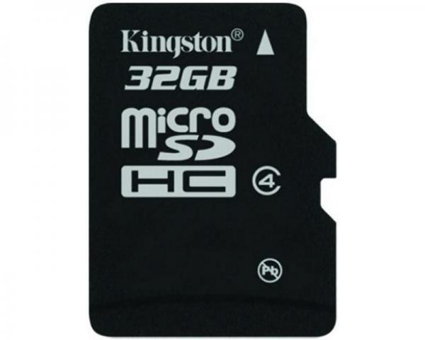 KINGSTON MicroSDHC 32GB class 4 SDC4/32GBSP