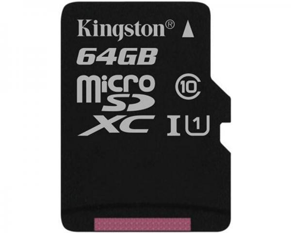 KINGSTON UHS-I MicroSDXC 64GB class 10 SDC10G2/64GBSP