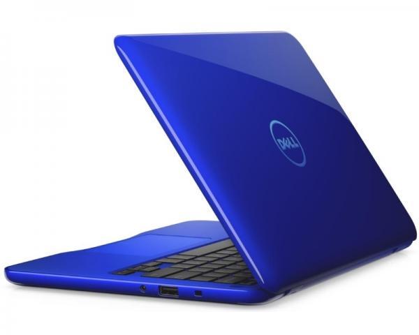 DELL Inspiron 11 (3162) 11.6 Intel N3060 Dual Core 1.6GHz (2.48GHz) 4GB 32GB SSD 2-cell plavi Windows 10 Home 64bit 5Y5B