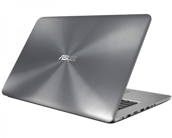 ASUS F756UX-T4249D 17.3 FHD Intel Core i7-7500U 2.7GHz (3.5GHz) 8GB 1TB 128GB SSD GeForce GTX 950M 4GB ODD srebrni