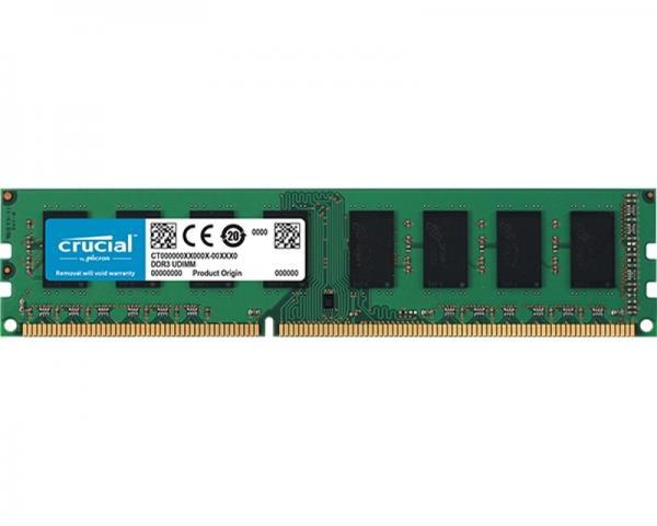 CRUCIAL DIMM DDR3 4GB 1600 CT51264BD160B