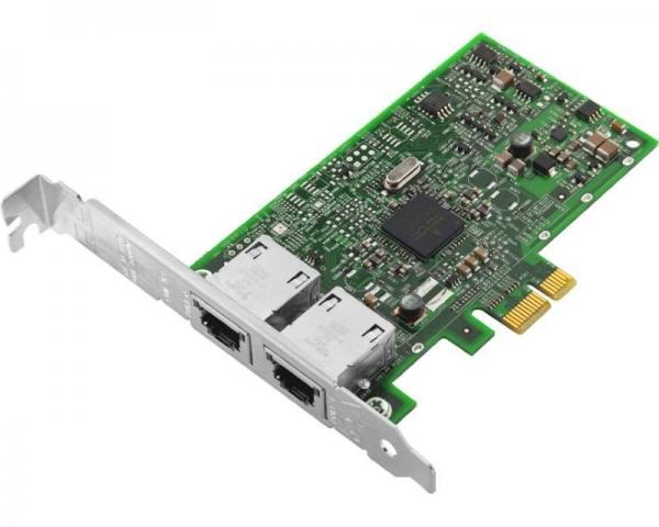 DELL Broadcom NetXtreme 5720 Dual Port 1GbE PCI Express x1 karta (full-height) (540-11134)
