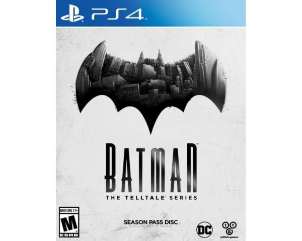 WARNER BROS Batman: The Telltale Series PS4