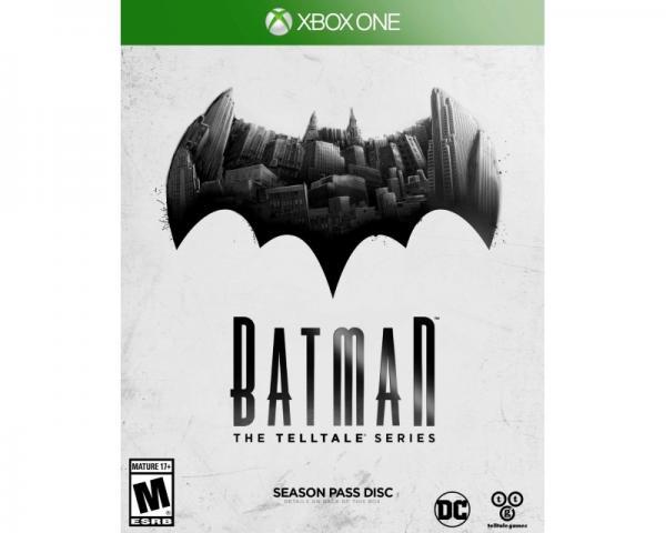 WARNER BROS Batman: The Telltale Series Xbox One