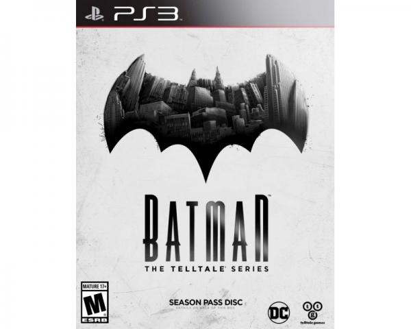 WARNER BROS Batman: The Telltale Series PS3