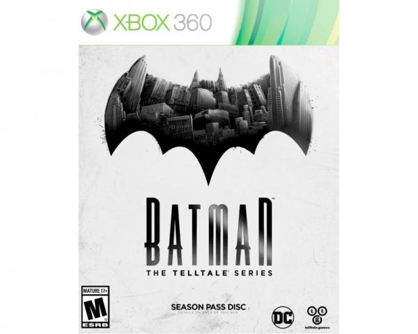 WARNER BROS Batman: The Telltale Series Xbox 360