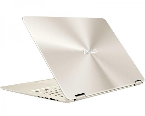 ASUS ZenBook UX360CA-C4012T 13.3 FHD Touch Intel Core m3-6Y30 900MHz (2.2GHz) 4GB 128GB SSD Windows 10 Home 64bit zlatni + futrola