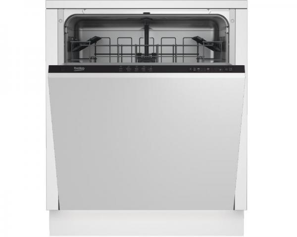BEKO DIN 15210 ugradna mašina za pranje sudova
