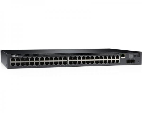 DELL Networking N2048 48port + 2 SFP switch