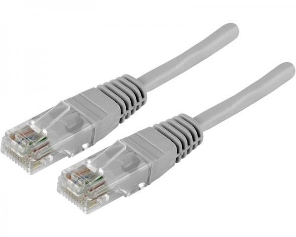 SENCOR Kabl UTP patch Cat5e 3m sivi SCO 560-030