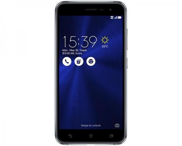ASUS ZenFone 3 Dual SIM 5.5 FHD 4GB 64GB Android 6.0 crni (ZE552KL-BLACK-64G)