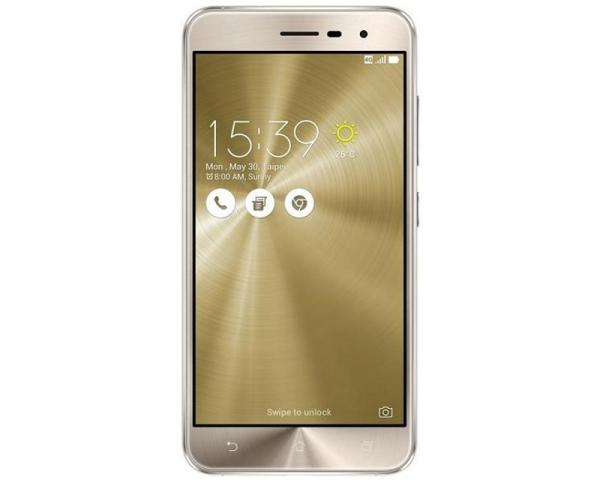 ASUS ZenFone 3 Dual SIM 5.5 FHD 4GB 64GB Android 6.0 zlatni (ZE552KL-GOLD-64G)