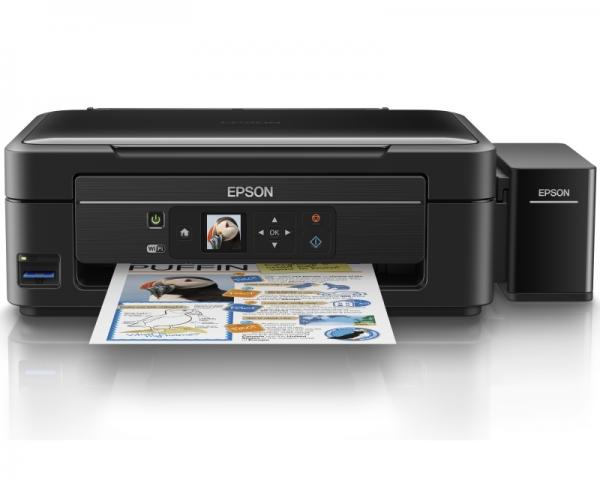 EPSON L486 ITS/ciss wireless multifunkcijski PROMO inkjet uređaj