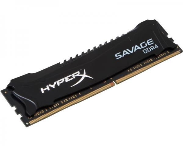 Kingston DIMM DDR4 8GB 2800MHz HX428C14SB2/8 HyperX SAVAGE Black
