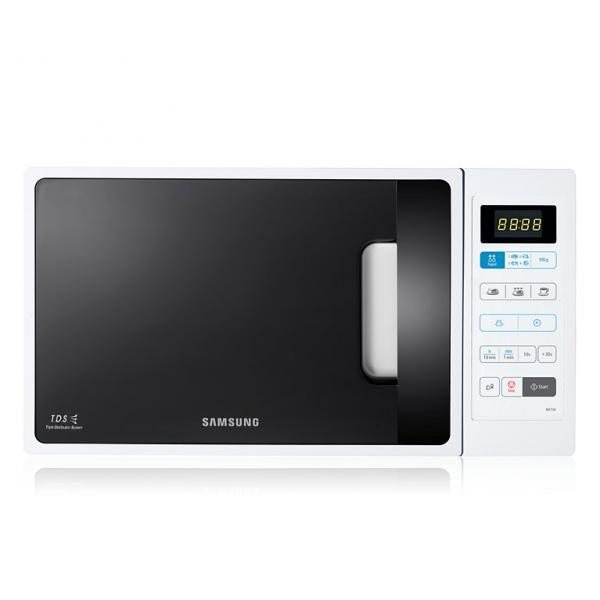 Samsung ME73A mikrotalasna rerna, 20l, 1150W, LED ekran, bela
