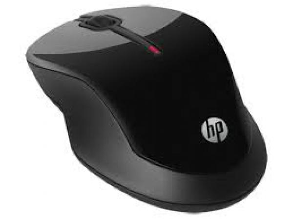 HP X3500 Wireless Mouse Black (H4K65AA)