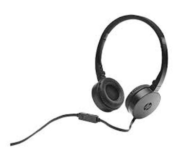 HP H2800 Stereo Headset Black (J8F10AA)