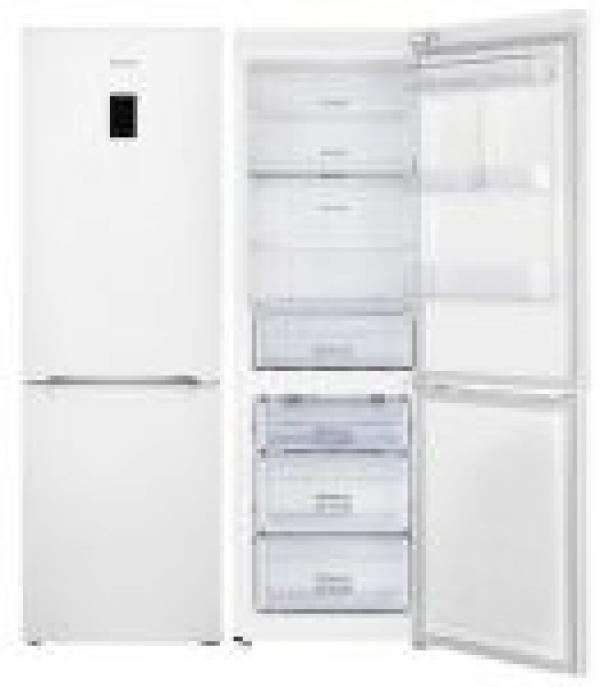Samsung RT25HAR4DWW kombinovani frizider, 264L, 163cm, inverter, beli