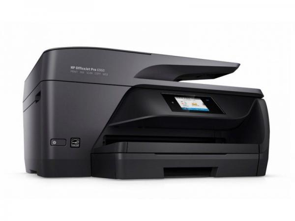3G HP OfficeJet Pro 6960 All-in-one, A4, WiFi, LAN, duplex, ADF, fax