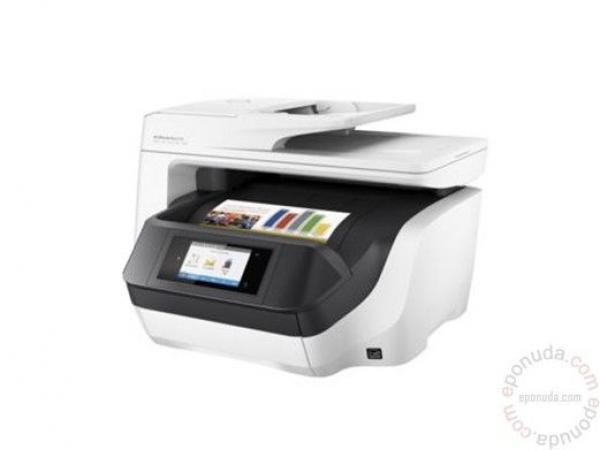 3G HP OfficeJet Pro 8720 All-in-one, A4, WiFi, LAN, duplex, fax, ADF