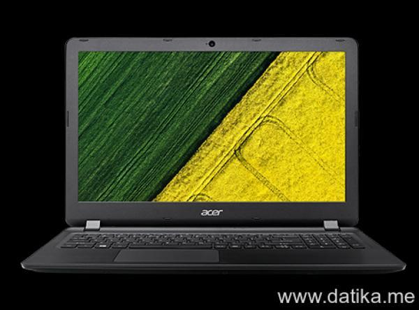 Acer ES1-533 Intel Celeron DC N3350/15.6HD/4GB/500GB/Intel HD/Win 10 Home/Black