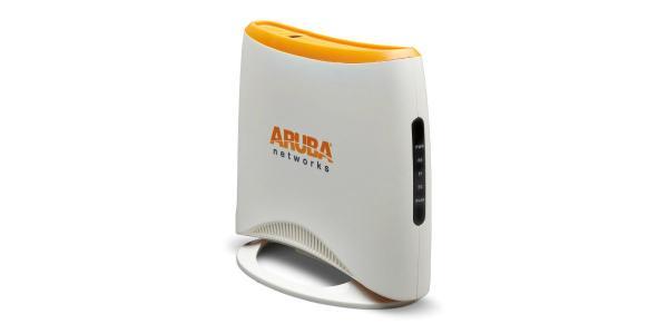 Aruba RAP-3WN Remote Access Point (wireless, 3x10/100Base-T, USB)