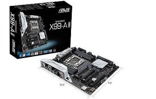 Asus Intel MB X99-A II 2011-v3