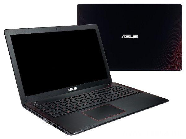 Asus K550VX-DM028D Intel Core i7-6700HQ/15.6FHD/8GB/1TB/GTX 950M-4GB/DVD-RW/FreeDOS/Black