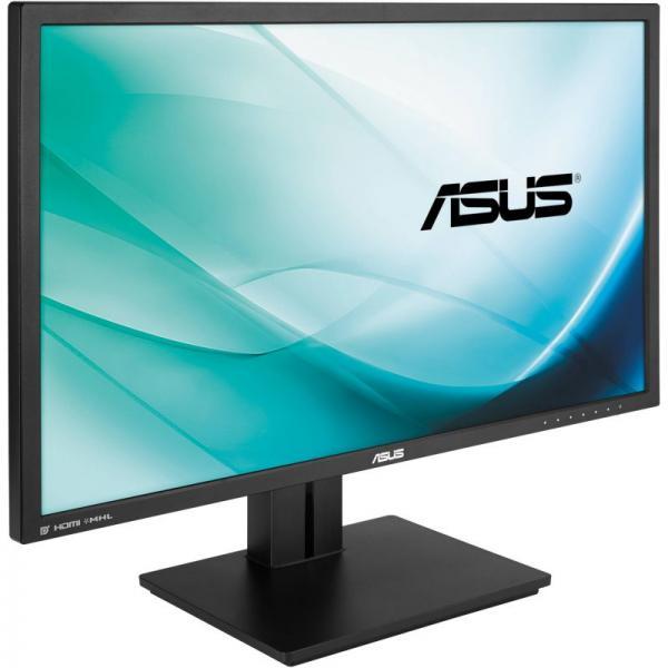 Asus LCD 28 PB287Q 4K 3840x2160 VGA, HDMI/MHL, Display Port, zvucnici, pivot