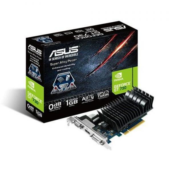 Asus NVD GT 730 1GB 64bit GT730-SL-1GD3-BRK