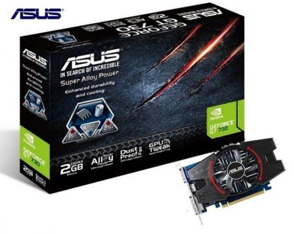 Asus NVD GT 730 2GB 128bit GT730-2GD3