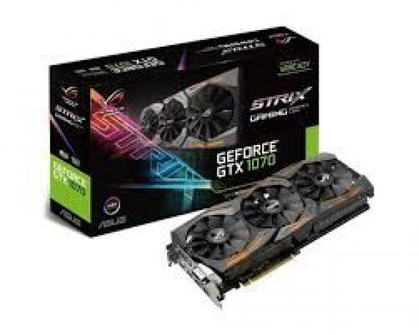 Asus NVD GTX 1070 8GB 256bit STRIX-GTX1070-8G-GAMING
