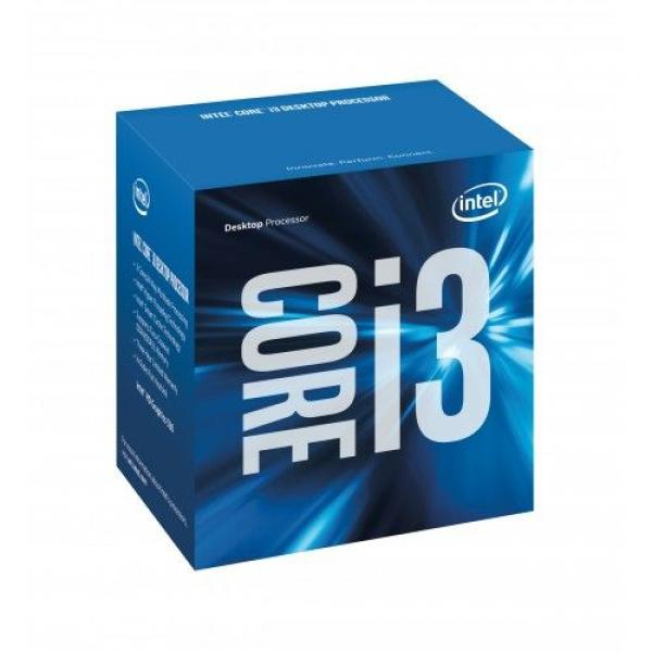 CPU Core i3, i3-6300, 3,80GHz, 4MB, LGA1151, Skylake, HD graphics 530, 14nm