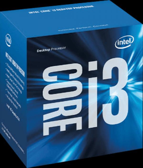 CPU Core i3, i3-6320, 3,90GHz, 4MB, LGA1151, Skylake, HD graphics 530, 14nm