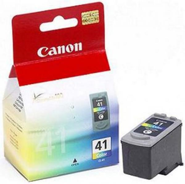 Canon IJ Cartridge CL-41 iP1300/1600/1700/2200/1800/1900/2600, MP150/160/170/180/460