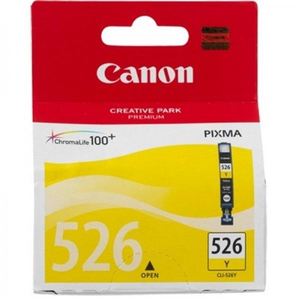 Canon Ink Tank CLI-526Y za iP4850, MG5150/5250/8150