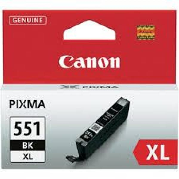 Canon Ink Tank CLI-551B XL Black