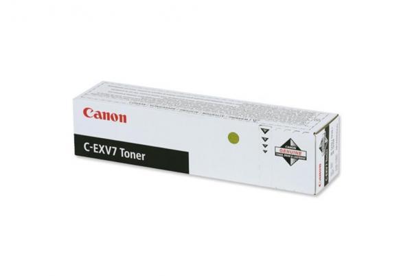 Canon Toner CEXV7 Black za iR1210/1230/1270, yield 5.3K