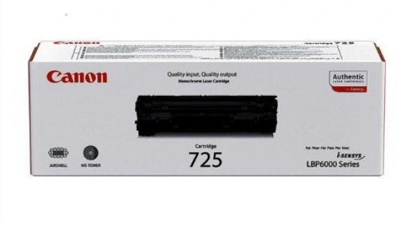 Canon Toner CRG-725 za LBP-6020/6030/6030w, MF3010, yield 1.6K