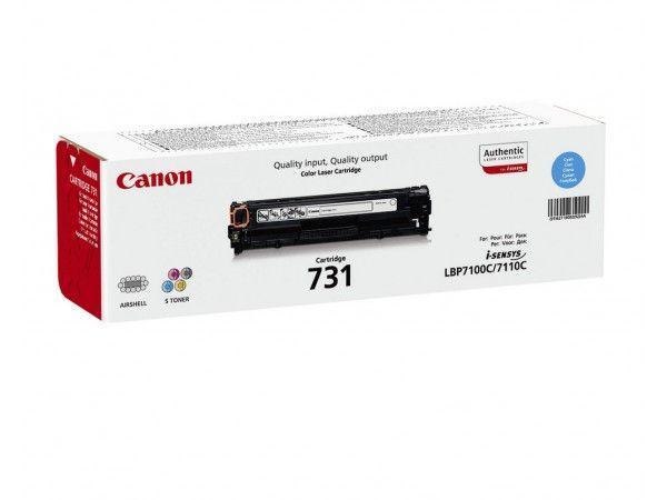 Canon Toner CRG-731M (Magenta) za LBP7100Cn/7110Cw, yield 1.5K