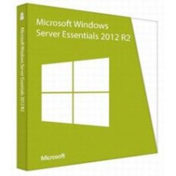 Fujitsu Microsoft Windows Server Essentials 2012 (R2) 2 CPU ROK MUL