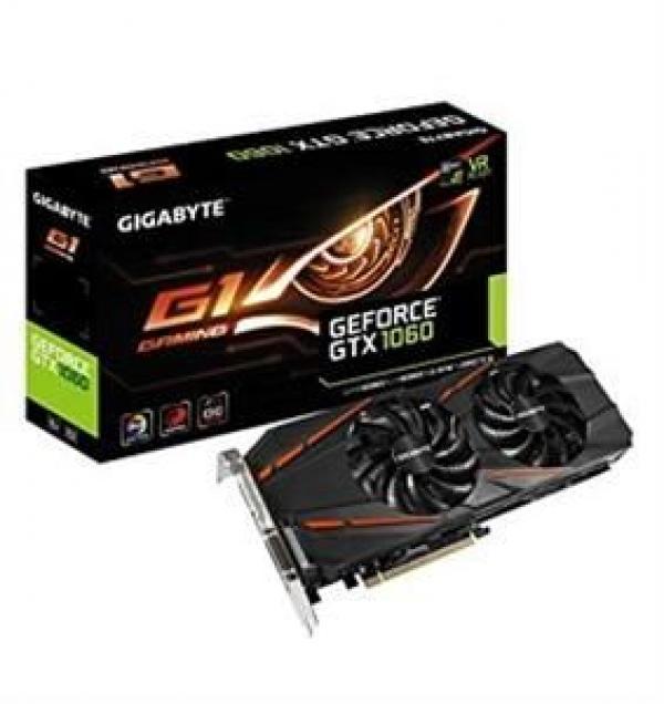 Gigabyte NVD GTX 1060 3GB DDR5 192bit GV-N1060G1 GAMING-3GD