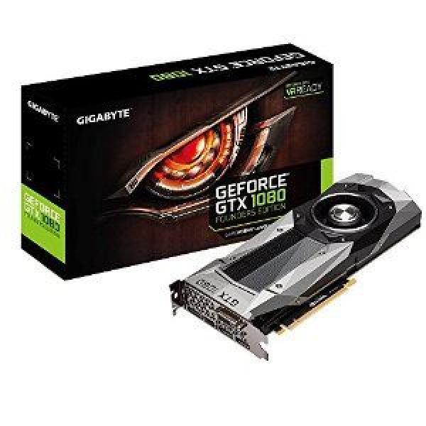 Gigabyte NVD GTX 1080 8GB DDR5 256bit GV-N1080D5X-8GD-B